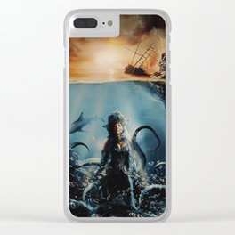 Character Poster Series - Ursula Clear iPhone Case
