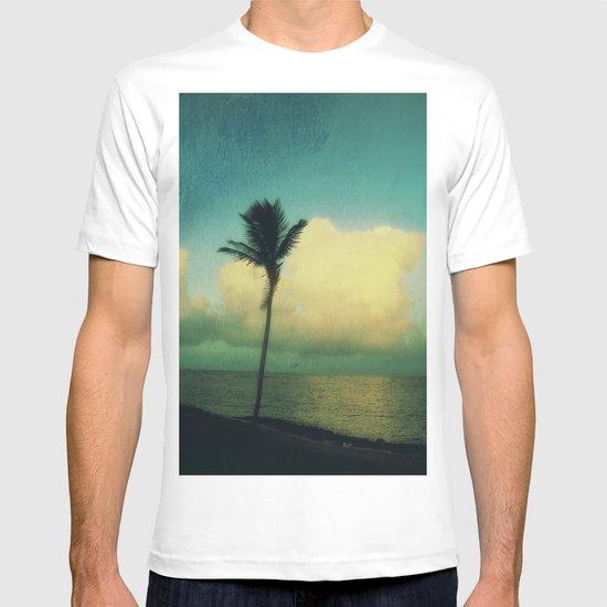 sunset solo T-shirt