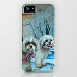 """""""To The Place I Dream Of"""" iPhone Case"""