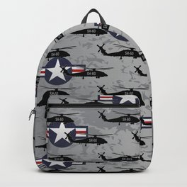 SH-60 Seahawk Helicopter Backpack
