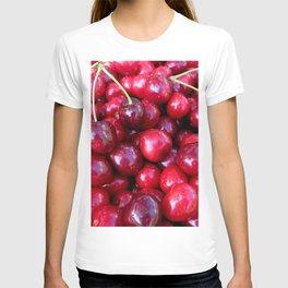Cherry Cherry Lady T-shirt