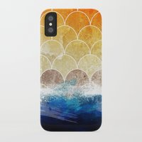 scales iPhone & iPod Cases featuring Scales by Michael Scott Murphy