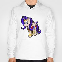 my little pony Hoodies featuring My Little Wonder Pony! by beetoons
