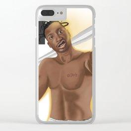 Killa Beez : O.D.B. Clear iPhone Case