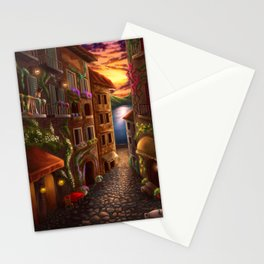 European Sun Stationery Cards