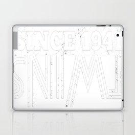 Twins-Since-1941---76th-Birthday-Gifts Laptop & iPad Skin