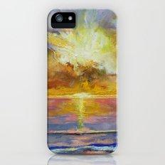Caribbean Sunset Slim Case iPhone (5, 5s)