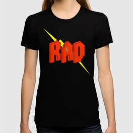 Word Art - Rad T-shirt
