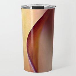 Calla Lily AbstractII Travel Mug
