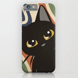 Gaze iPhone Case