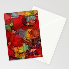 Passion of Flowers Stationery Cards