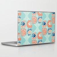 nouveau Laptop & iPad Skins featuring NOUVEAU by Sarah Doherty