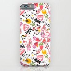 Fun Fruits Slim Case iPhone 6s