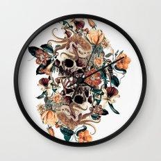 Fantasy Skull Wall Clock