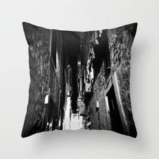 Midnight in Dubrovnik 01 Throw Pillow