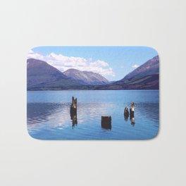 Lake Wakatipu Bath Mat