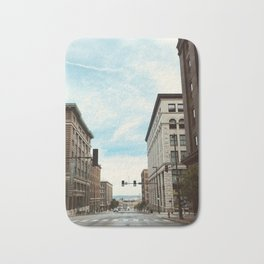 Kansas City Roaster's Block Bath Mat