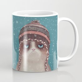 Under snow Coffee Mug