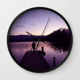 Getting Back With YOU Wall Clock