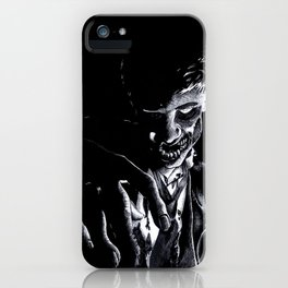 Pretend Like I'm Dead iPhone Case