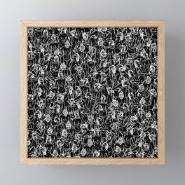 Unveiled II Framed Mini Art Print