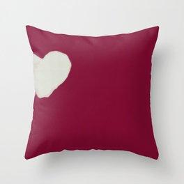 Hip Hop Heart fine art photography Throw Pillow