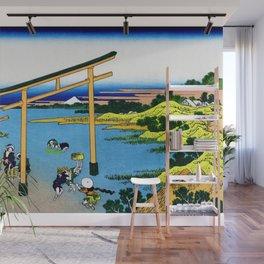 12,000pixel-500dpi - Mt,FUJI36view-Nobotonoura - Katsushika Hokusai Wall Mural