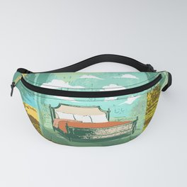 DREAM BOTTLE Fanny Pack
