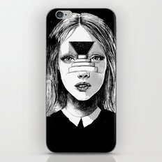 Beyond the Shadows iPhone & iPod Skin