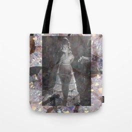 Gems and Gauze Tote Bag