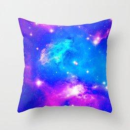 Galaxsee Throw Pillow
