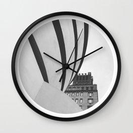 NYC ... Art Museum Wall Clock