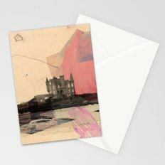 Castle's In The Air Stationery Cards