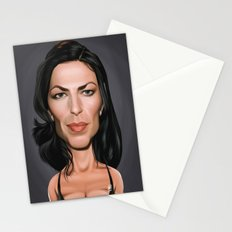 Claudia Black Stationery Cards
