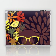 Afro Diva : Sophisticated Lady Deep Laptop & iPad Skin