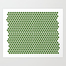 Greenery Cloves Art Print