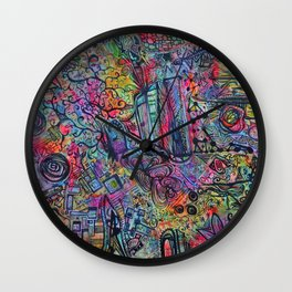Morgana-Thee  Wall Clock