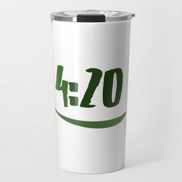 4:20 - It's Time Travel Mug