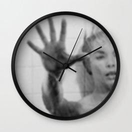O Janet! Wall Clock