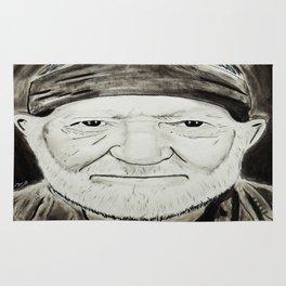 Willie Nelson Rug