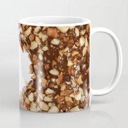 Overfill milk chocolate doughnut Coffee Mug
