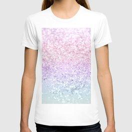 Unicorn Girls Glitter #1 (2019 Version) #shiny #pastel #decor #art #society6 T-shirt