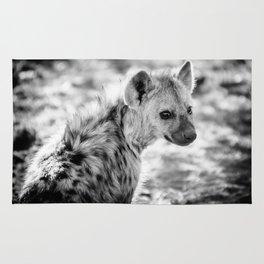 Hyena Cub Rug