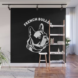 French Bulldog pet Wall Mural