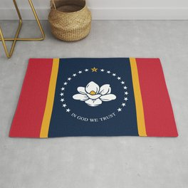 Mississippi Flag 2020 New Flag Rug