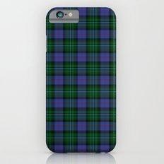 Clerke of Ulva Tartan iPhone 6s Slim Case