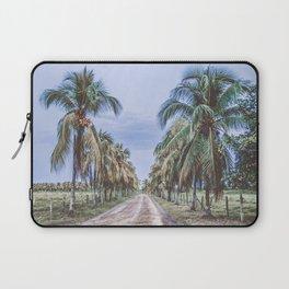 Costa Rican Palms Laptop Sleeve