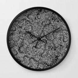 Cetipede Party 2 Wall Clock