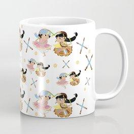 Navratri Pattern Coffee Mug