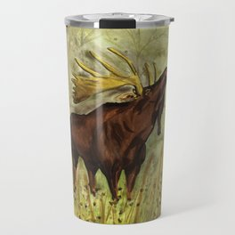 Moose Call Travel Mug